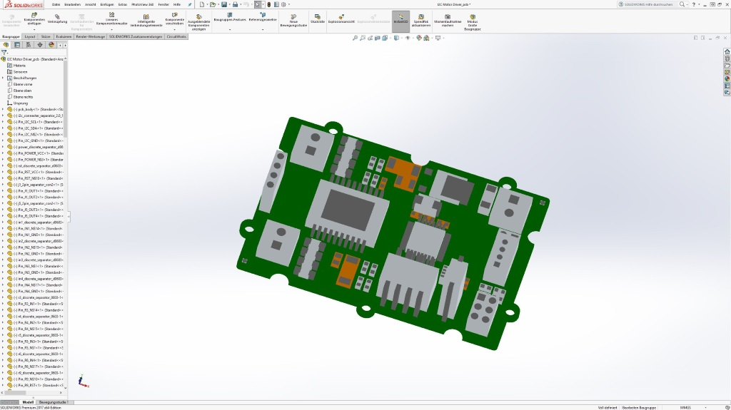 3D Export (Step/Obj/3D-PDF/WebGL) | PCB-Investigator